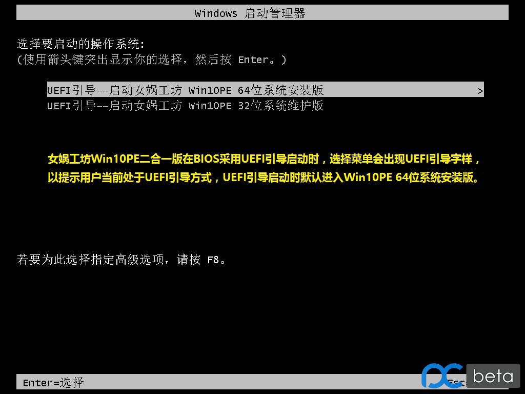 Win10PE2in1.0uefi引导.png