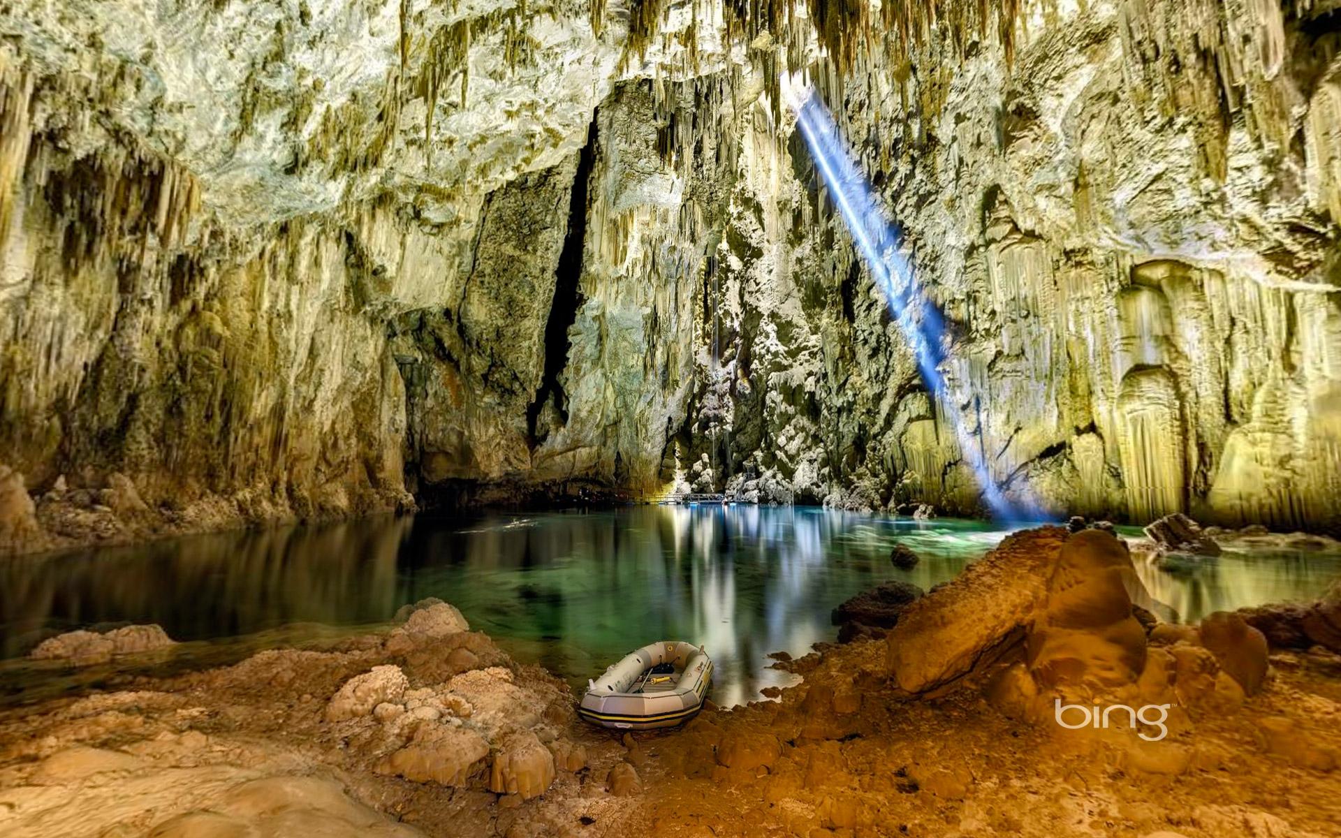 巴西  南马托格罗索州   Anhumas Abyss洞穴.jpg