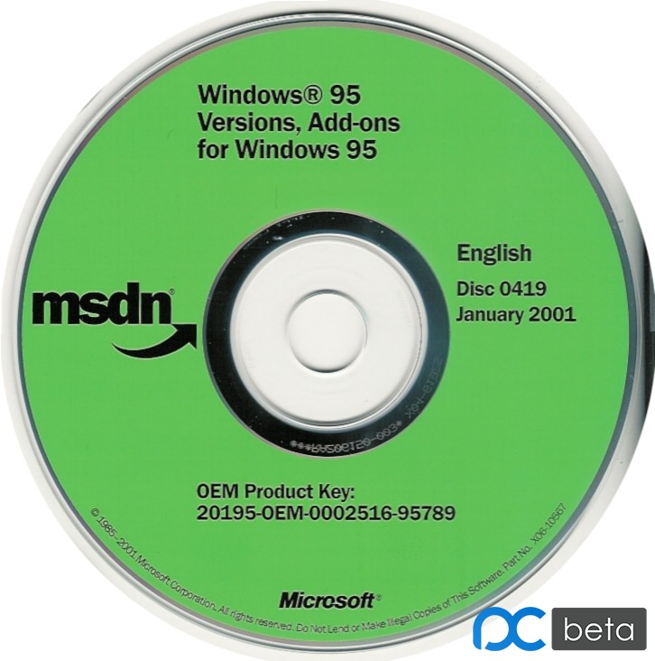 MSDN 2001-01 0419 X06-10567 Windows 95 Versions, Add-ons for Windows 95 English.jpg