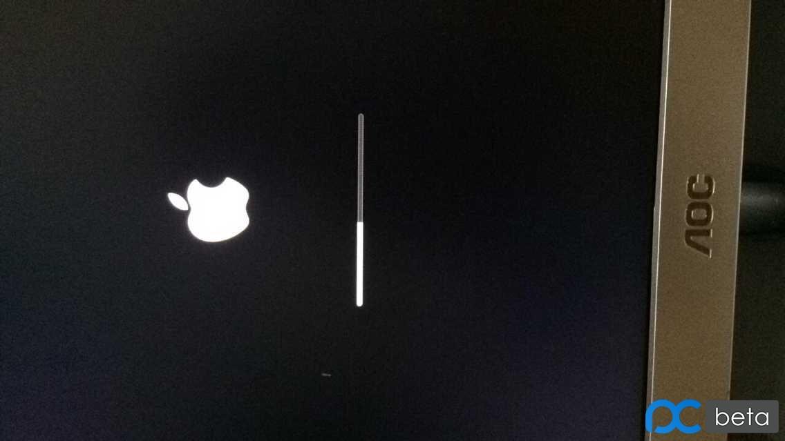 黑苹果重启进度条一半不动