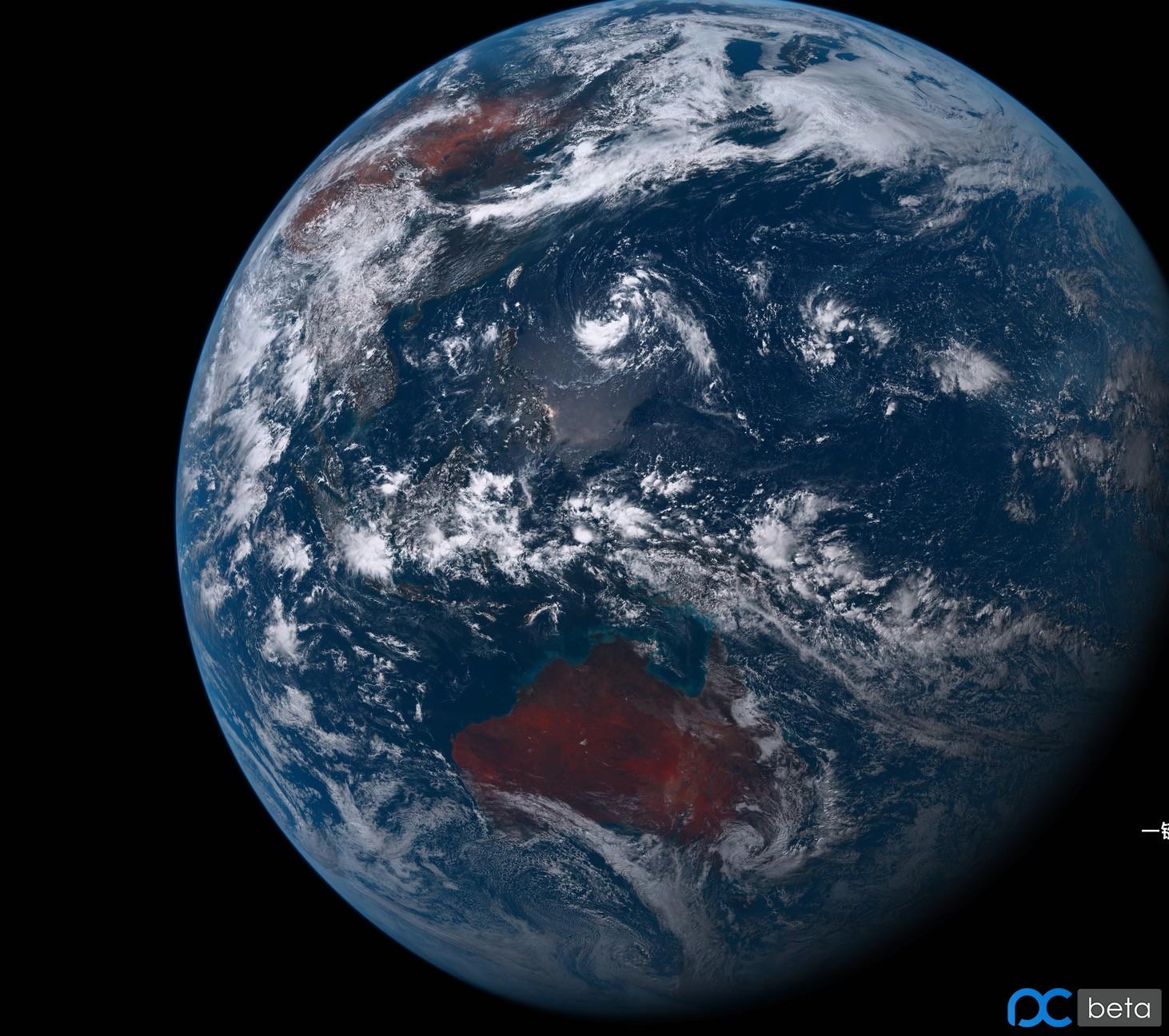 地球动态壁纸