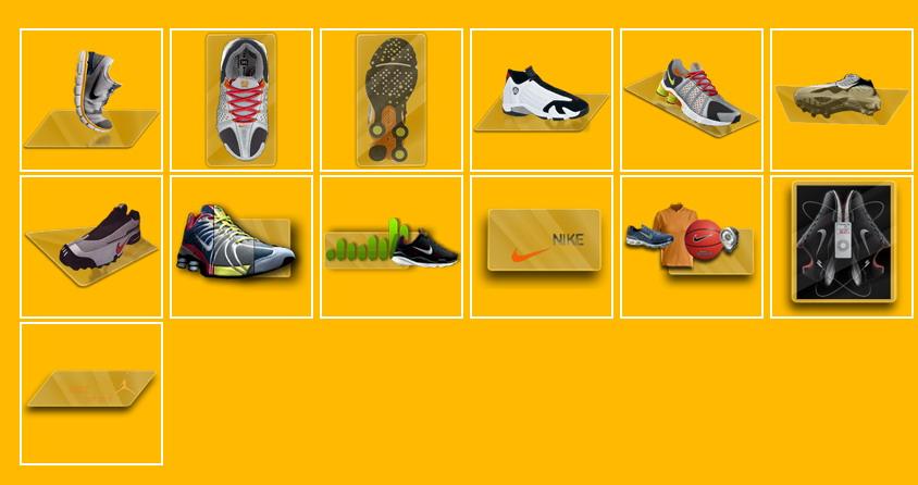 运动鞋的图标大全图片 运动鞋品牌图标大全,运动鞋牌子图标