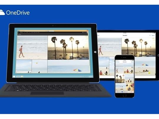 OneDrive ����߰汾��ȫ�������洢����