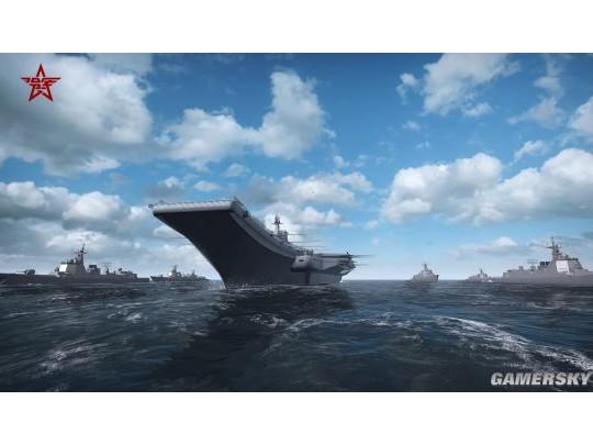 国产军事题材FPS《强军》5月29日Steam开启首测