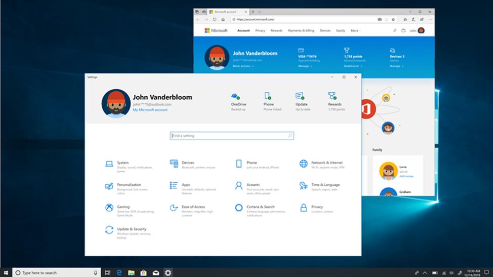 微软推送 Windows 10 19H1 和 20H1 新预览版