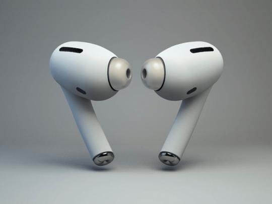 苹果AirPods Pro新料