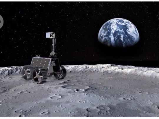 阿联酋国产月球车将于明年登陆月球
